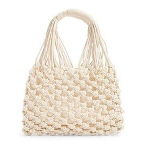 🔥2/$25 | HP***Crochet handbag